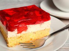 Ha kíváncsi vagy erre a receptre, vagy új ízeket fedeznél fel, keresd a Receptelő alkalmazást (Androidra és IOS platformra egyaránt), és böngéssz a jobbnál jobb finomságok között! 😋 Cake Stock, Jelly Cake, Cake Images, Gelatin, Confectionery, Vanilla Cake, Tiramisu, Ios, Berries