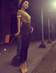 Pin up Girl Winny Rockabilly Stil, Rockabilly Fashion, 1950s Fashion, Vintage Fashion, Rockabilly Clothing, Pin Up Clothing, Modern 50s Fashion, Rockabilly Dresses, Rock Clothing