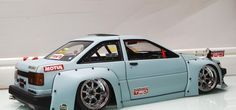 Custom RC Drift Bodies