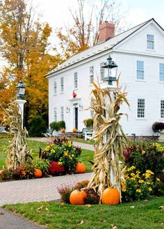Whether you admit it or not, curb appeal is important all year around. The front side of a house with well-decorated gives wonderful first impression to every guests and makes them look forward to seeing the inside of your home. Fall is an excellent time to increase the curb appeal of your home, whether you […]