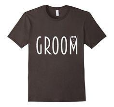 Men's Groom Wedding Bachelor Party Men's T-shirt  #groomgift