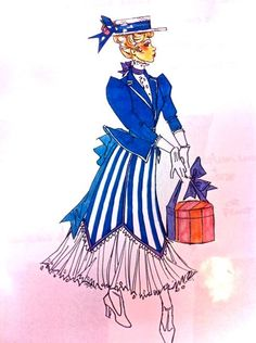 Pier Costume designed by Pete Menefee for Jubilee!