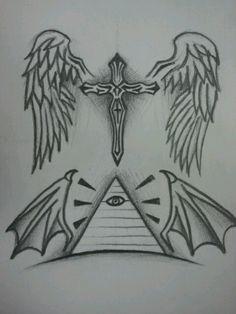 Sick Tattoo drawn