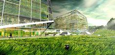 Restored Development: Eco friendly residential community for Clemson University