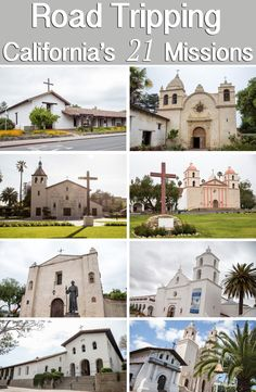 Interested in visiting the 21 California missions? Check out this guide that shows you how to visit them all in 7 days and what to expect while at each one. It is a fantastic road trip along El Camino Real. #california #travel #photography #hiking #bucketlist #food #roadtrip #travelblog #adventure