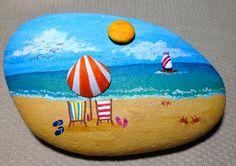 Taş Boyama Örnekleri 40 - Mimuu.com