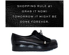 LEATHER PONNY LOAFERS 89€ 👞💝 Jeffrey Campbell, Lacoste, All Black Sneakers, Louis Vuitton, Loafers, Leather, Shopping, Shoes, Zapatos
