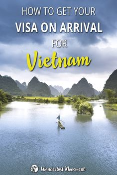 South Africans! We can get a visa on arrival for Vietnam! Say goodbye to standing in those boring consulate lines and get ready to visit one of Southeast Asia's most popular and affordable destinations with a few clicks.| How To Get Your Visa On Arrival For Vietnam In 3 Easy Steps