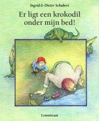 Lemniscaat NL » Jeugd » Prentenboeken » Titels » Er ligt een krokodil onder mijn bed!