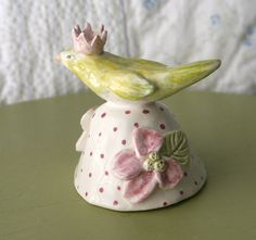 Hey, I found this really awesome Etsy listing at https://www.etsy.com/listing/176583732/bird-sculpture-handmade-porcelain