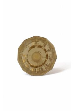 Faceted Glass Knob