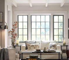 즐거운 나의집 :: 집안 환해보이는 큰창문 인테리어