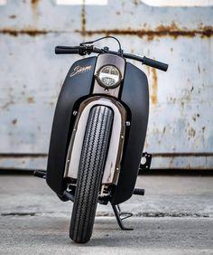 Honda Cub, Scooter Custom, Custom Bikes, Triumph Motorcycles, Vespa Vintage, Ducati, Mopar, Honda Scooters, Moped Scooter