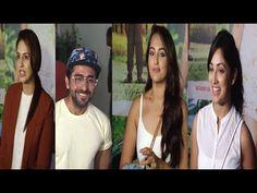 Celebs at the screening of FINDING FANNY | Ayushmann Khurrana, Sonakshi Sinha, Yami Gautam.