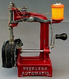 Peerless Automatic Sewing Machine of 1896