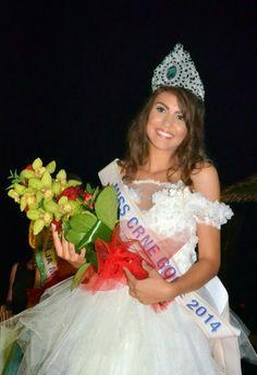 Natasa Novakovic Crowned Miss World Montenegro 2014
