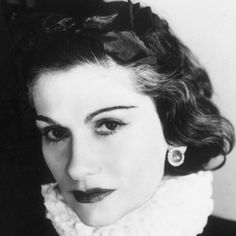"""""""I imposed black; it still going strong today, for black wipes out everything else around"""" ― Coco Chanel"""