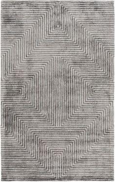 Quartz Light Grey Area Rug