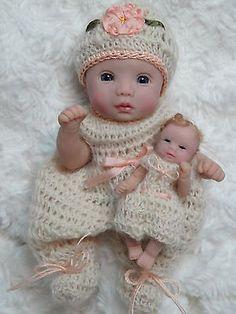 Reborn Baby Doll Prototype Rosie By Laura Lee Eagles