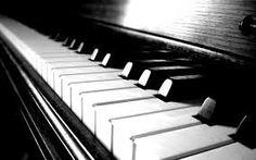 black and white MUSIC!!