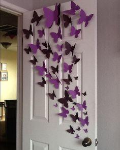 """583 Beğenme, 4 Yorum - Instagram'da Başak Öğretmen (@okuloncesi.cilginlik): """"Ve vazgeçemediğim,  kelebekler her yerde nasıl da hoş duruyor #okuloncesicilginlik #kelebek…"""""""