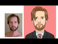Photoshop Transform Portrait into Easy Cartoon Photo To Cartoon, Cartoon Pics, Free Cartoons, Cool Cartoons, Selfie Camera App, Editing Pictures, Photo Editing, Make A Comic Book, Photo Comic