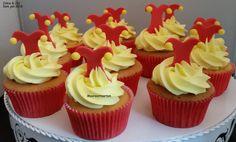 Jokie & jet cupcakes Mini Cupcakes, Holland, Parties, Desserts, Food, The Nederlands, Fiestas, Tailgate Desserts, Deserts