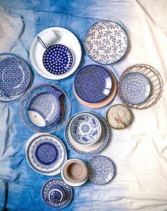 Manufaktura w Bolesławcu ma nową kolekcję, BLUE. Wspominałam już o tym w poprzednim poście [TUTAJ] , ale dzisiaj podzielę się z Wami piękny...