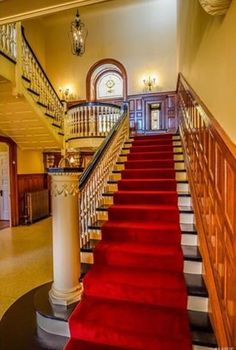 1895 Mansion In Saint Louis Missouri — Captivating Houses Old Mansions, Mansions For Sale, Old Abandoned Houses, Old Houses, Manor Houses, Haunted Houses, Luxury Homes Interior, Luxury Home Decor, Villas