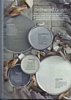 The Best Time To Choose A Paint Color | bling | Pinterest | Gray ...