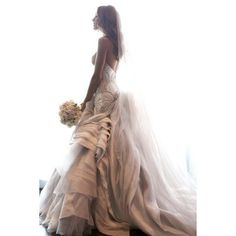 omg thats amazing!!  Wedding Dress Hot 2012 Spring Wedding Dresses Trends found on Polyvore
