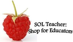 Seriously awesome website for Virginia teachers. Categorized by grade level and SOL. Includes links to free web games, websites, books and word wall cards related to the SOL. You don't have to purchase anything, but there is a link for resources to purchase, as well.