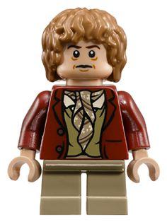 lor030: Bilbo Baggins - Dark Red Coat