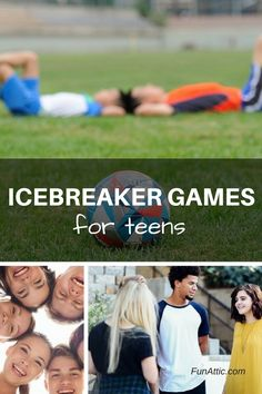 11 icebreakers games for teens. Help teens bond! Find fun activities and things to do with our extensive list. The best game ideas, resources and activities for birthday parties, outdoor games, picnics, youth groups, summer camps, company events, educators, family life, home schooling or just for the fun of it.