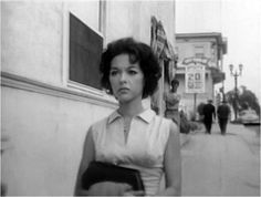 This Rebel Breed (1960). Rita Moreno as high school student Lola Montalvo visits a Los Angeles library to study sociology. A librarian (Lovyss Bradley) points her in the right direction. Aided by a Mexican-American gang, Lola's brother Manuel (Richard Laurier) beats up her study partner Frank Serano (Mark Damon) as he leaves the library with Lola. http://www.imdb.com/title/tt0054381/