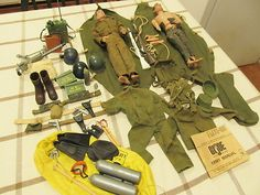 wow  VINTAGE GI JOE!!