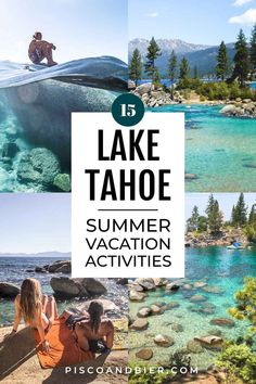 Planning A Lake Tahoe Summer Vacation? Here are the best things to do in Lake Tahoe in the summer – Visiting Lake Tahoe In summer including the best places to visit in Lake Tahoe in summer. Paddleboarding at Sand Harbor Beach, Kayaking in Kings Beach. Hiking in South Lake Tahoe. Hiking in Lake Tahoe. Lake Tahoe family vacation summer. Lake Tahoe California summer.
