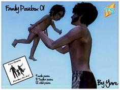[Posebox] Family Posebox 01 by Yare