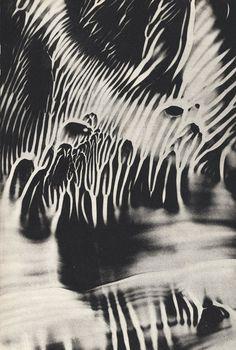 gacougnol:  Zdzislaw BeksinskiSwirls C. 1958