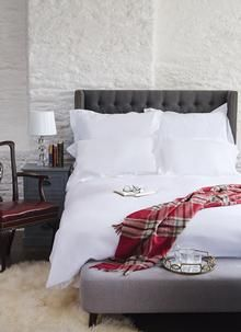 Blarney Irish Linen King Bed Set: King sized luxurious, made in Ireland, linen bedding. Super King Duvet Covers, King Size Duvet Covers, King Size Bedding Sets, Superking Bed, King Beds, Linen Bedding, Bed Pillows, Pillow Cases, Blanket