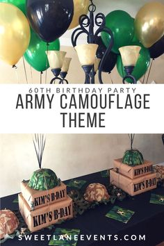 Easy balloon birthday centerpiece decorations.  Perfect for travel and can easily be taken to a restaurant for a quick birthday party set-up.  #ballooncenterpiece #birthdaycenterpiece #birthdayballoon