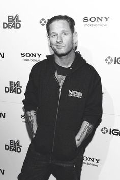 Corey Taylor from Slipknot & Stone Sour