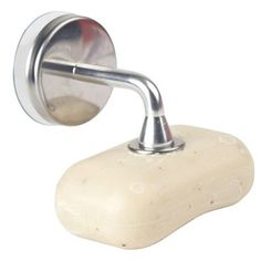 Suction Soap Holder Magnet - I like this.