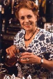 Carmen Silvera, Renee's wife.
