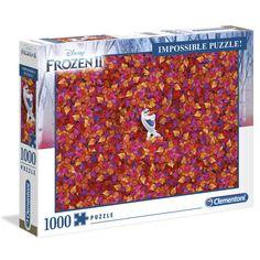 Olaf Frozen, Frozen Disney, Puzzle 1000, Hans Christian, Impossible Puzzle, Disney Puzzles, Disney Olaf, Reno, Games