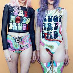 #TGIF FYI ... 🚫🚬💊🚫Only on #DollsKill 👉🏽dollskill.com/Tials
