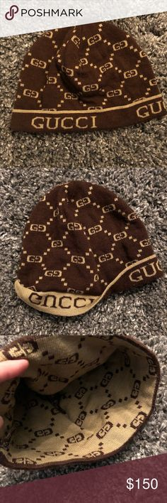 a5b69d3d 7 Best Gucci Beanie images in 2017 | Baseball hat, Crocheted hats ...