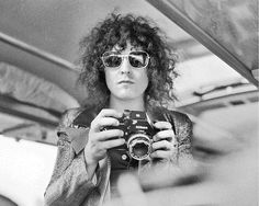 """""""I think I am a child everything blows my mind"""" - Marc Bolan"""