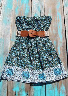 Trendy Gypsy Dress | Elusive Cowgirl - Western Wear, Cowgirl Clothing, Cowgirl Sunglasses
