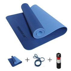 Fitness Yoga Gymnastics Pilates Mat